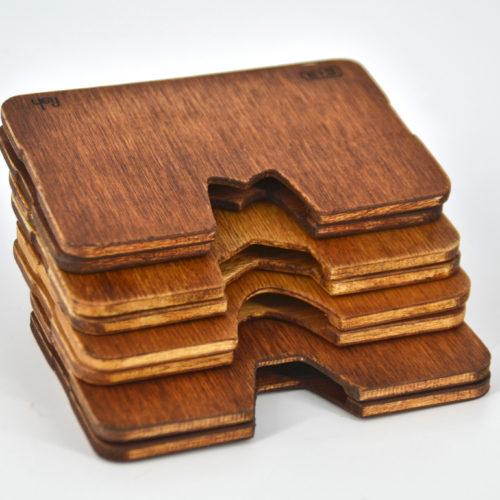 Portacarte handmade