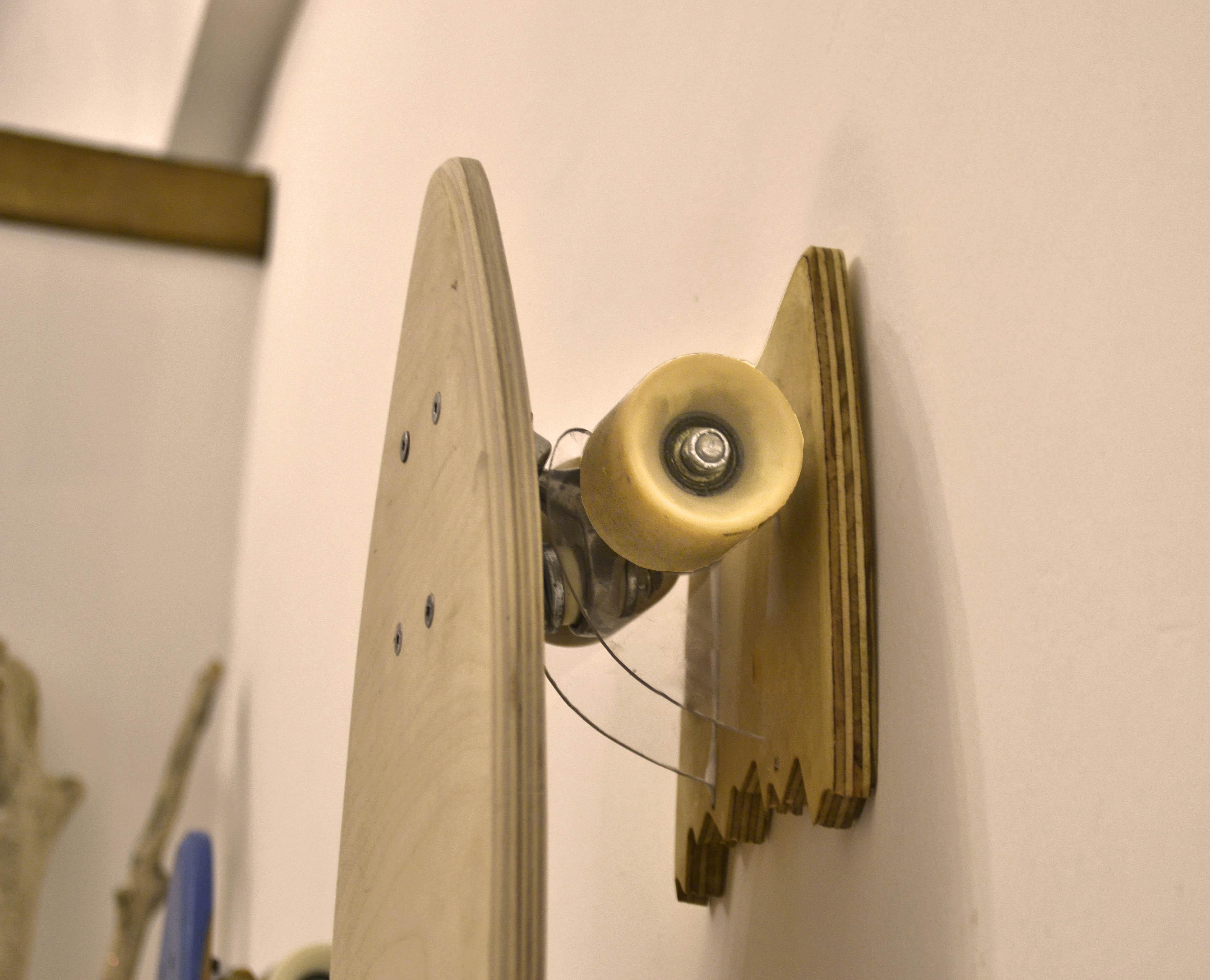 Porta Skateboard Da Muro.Brentionboard Handmade Longboard Surfskate E Accessori