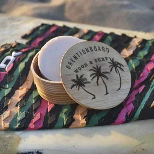 Porta Paraffina surf – surf Wax Box
