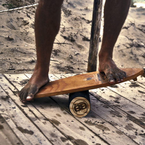 "Balance Board surf training ""Alaia"""