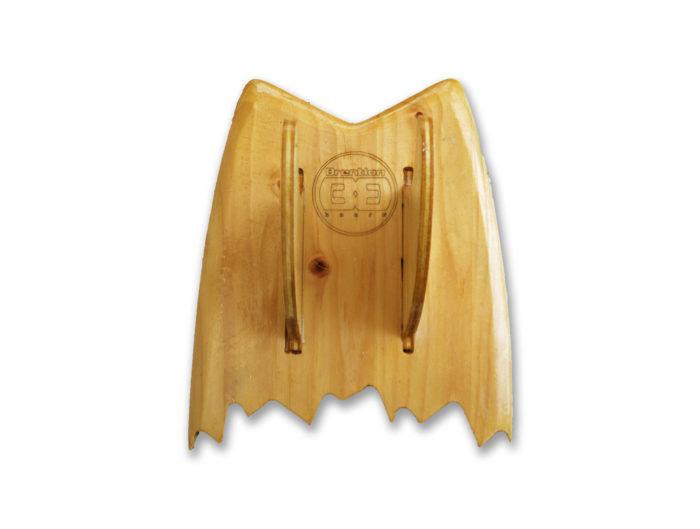 porta skateboard in legno - skate rack