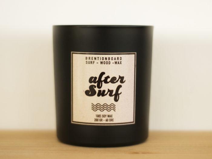 after surf - candela di soia