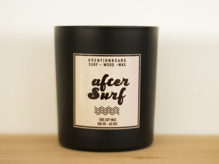after surf - candela di soia