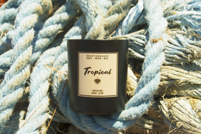 Soy Candle - Tropical