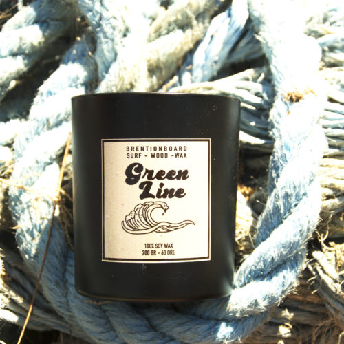 Green Line – Candela di soia