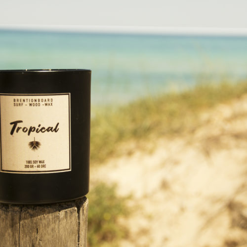 Tropical – Candela di soia